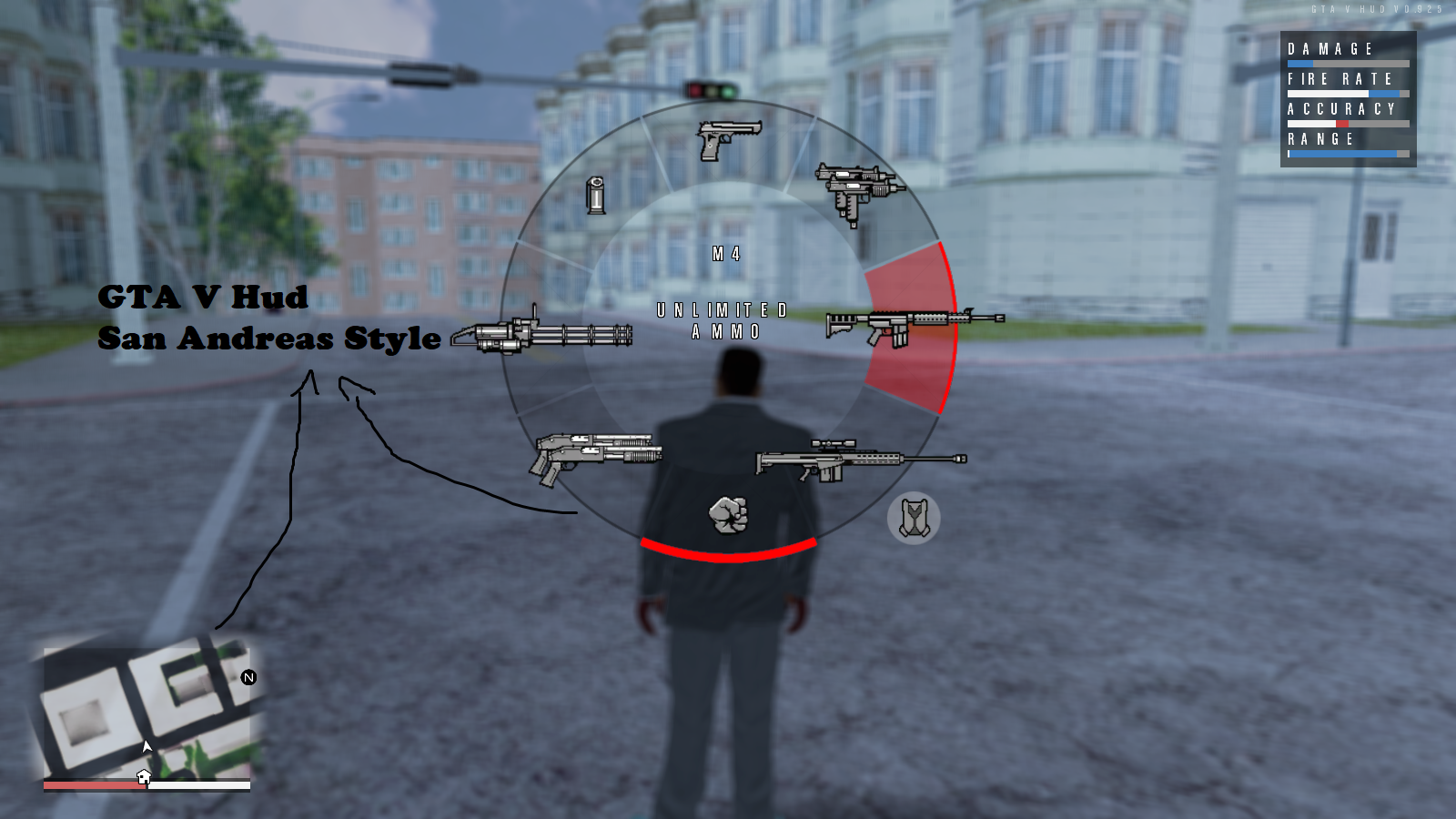Grand Theft Auto Remastered V2 Mod — ZwiftItaly