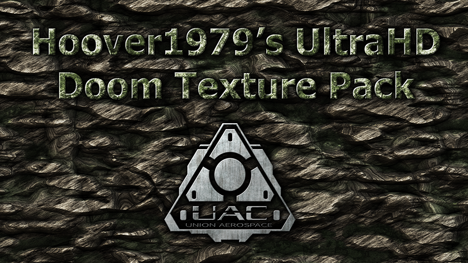 Hoover1979 UltraHD Doom Texture pack mod - Mod DB