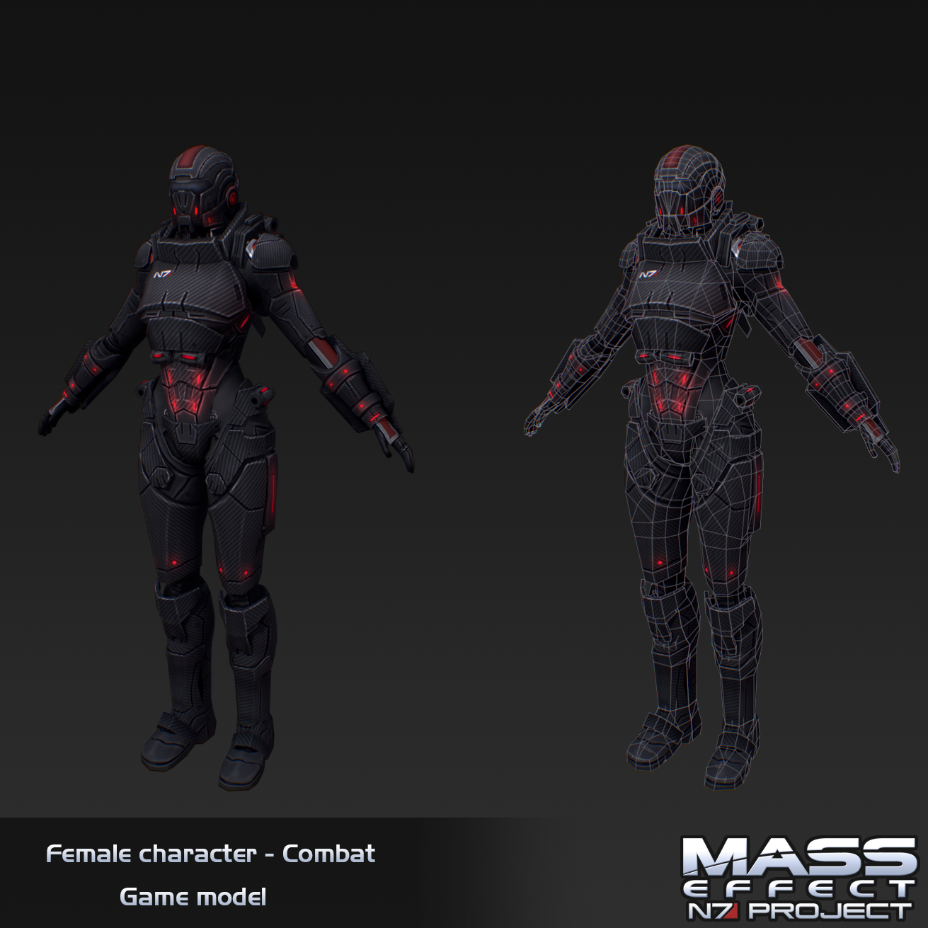Mass Effect: N7Project - Showcase - Revora Forums