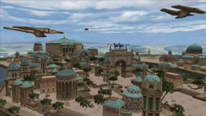 Images Naboo Assault On Theed Mod For Star Wars Battlefront Ii Mod Db