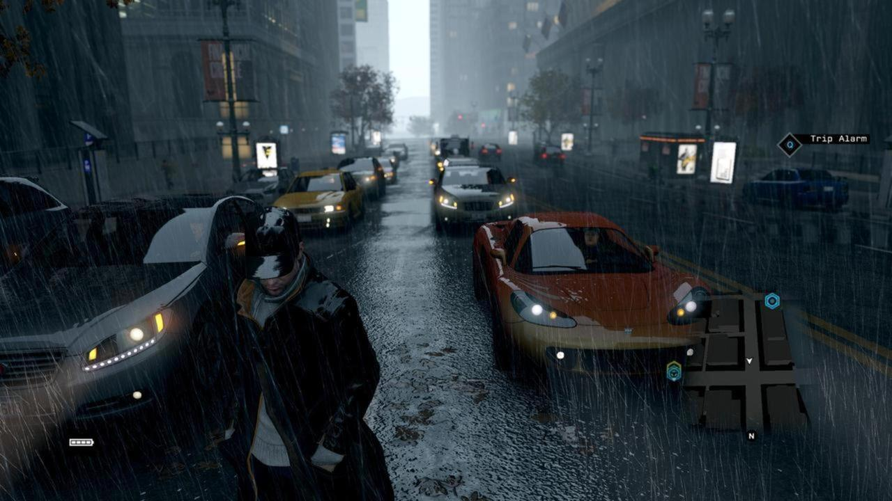 Pc Watch Dogs Lag