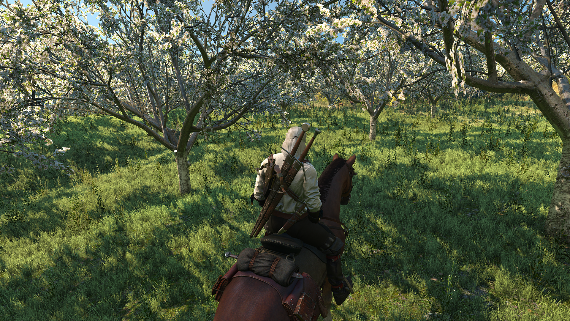 Beautiful Grass mod for The Witcher 3: Wild Hunt - Mod DB