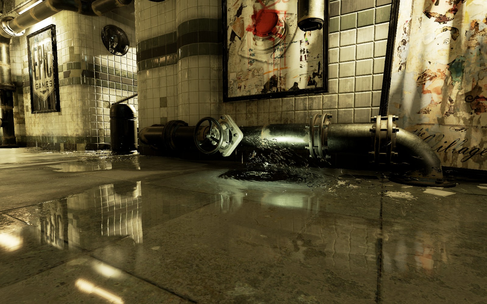 Image 4 - Unreal Engine 4: Reflections Showcase Demo mod for Unreal