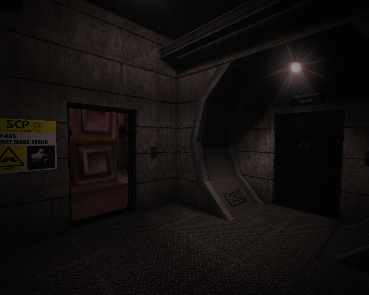 SCP - 096's Containment Chamber image - Mod DB