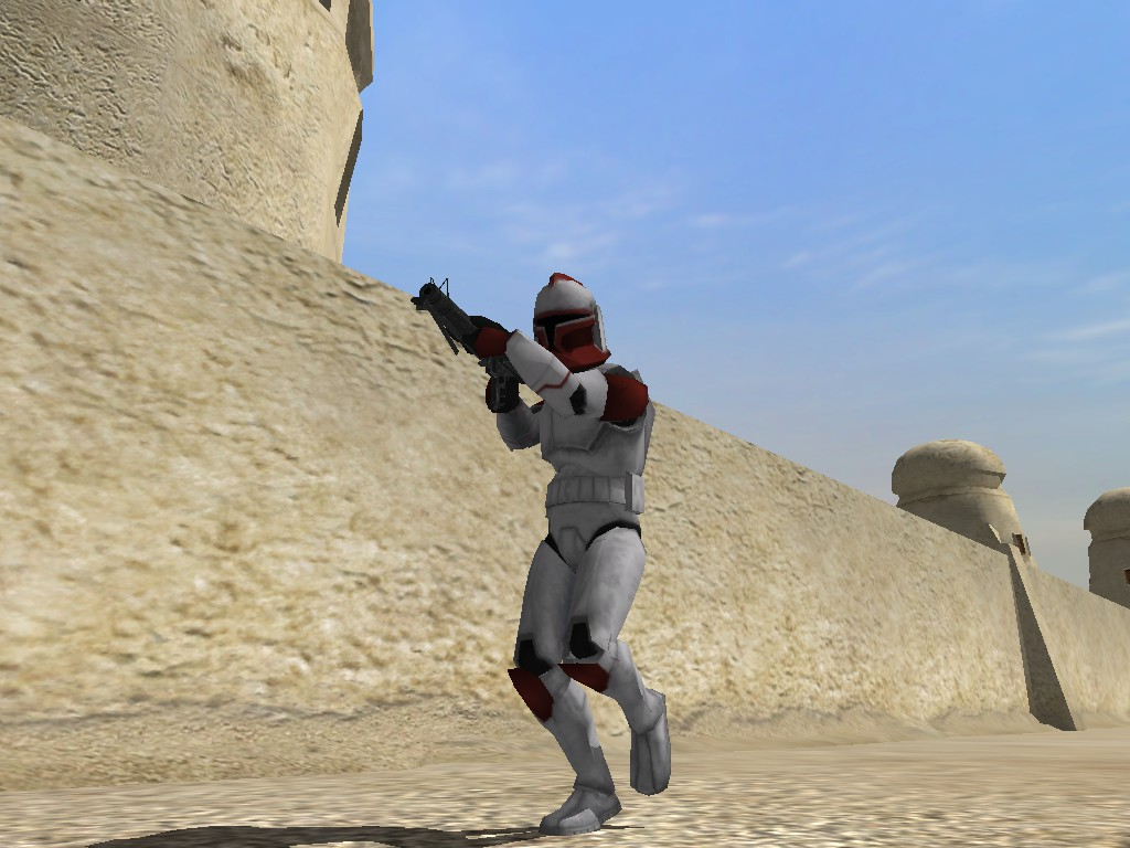 A peak at some cancelled Battlefront III concept art