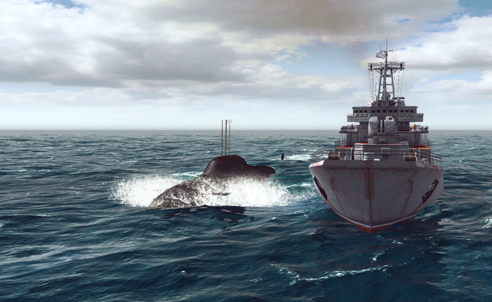 New Playable Subs & More mod for Cold Waters - Mod DB