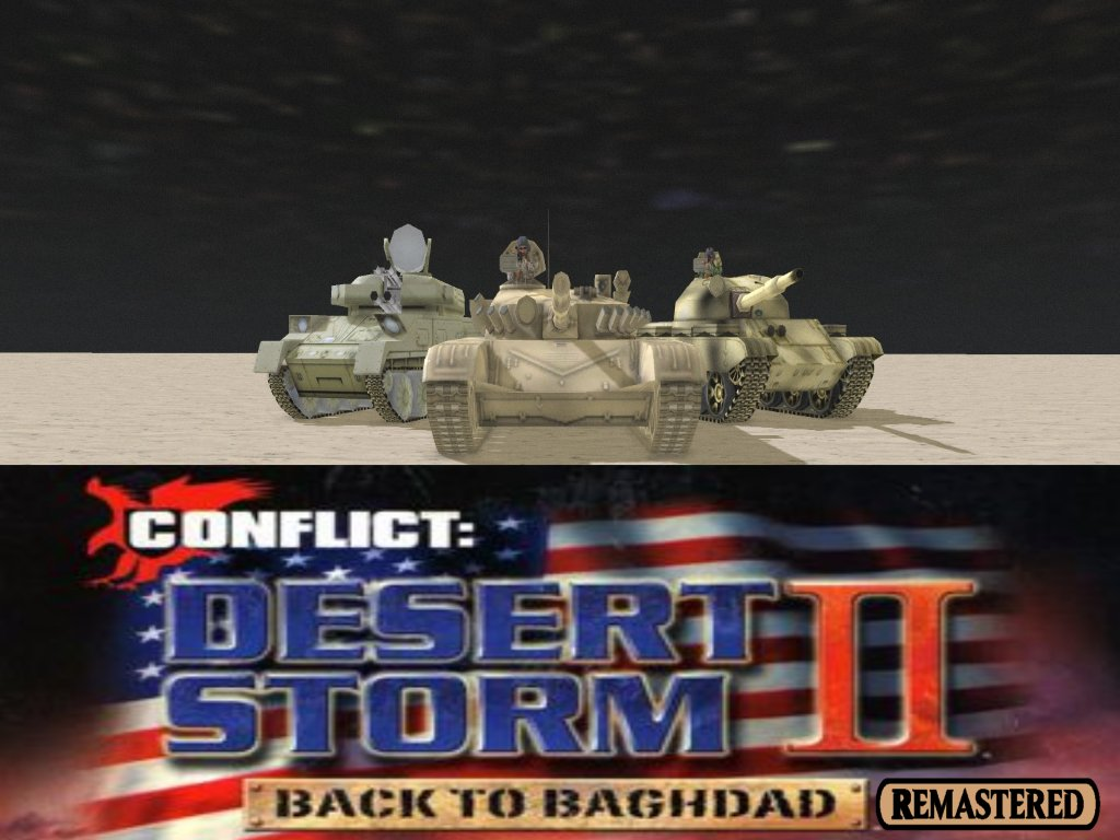 Conflict: Desert Storm II Remastered mod for Ravenfield - Mod DB