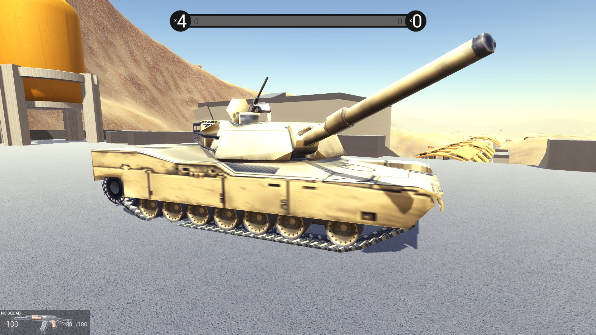 M1A1 Abrams image - Conflict: Desert Storm II Remastered mod for