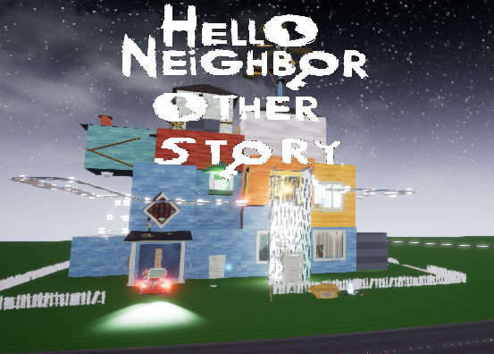 Hello Neighbor: Other story mod - Mod DB