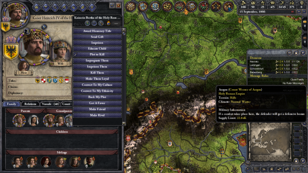 Image 4 - Sketchy Cheat Menu Updated mod for Crusader Kings II - Mod DB