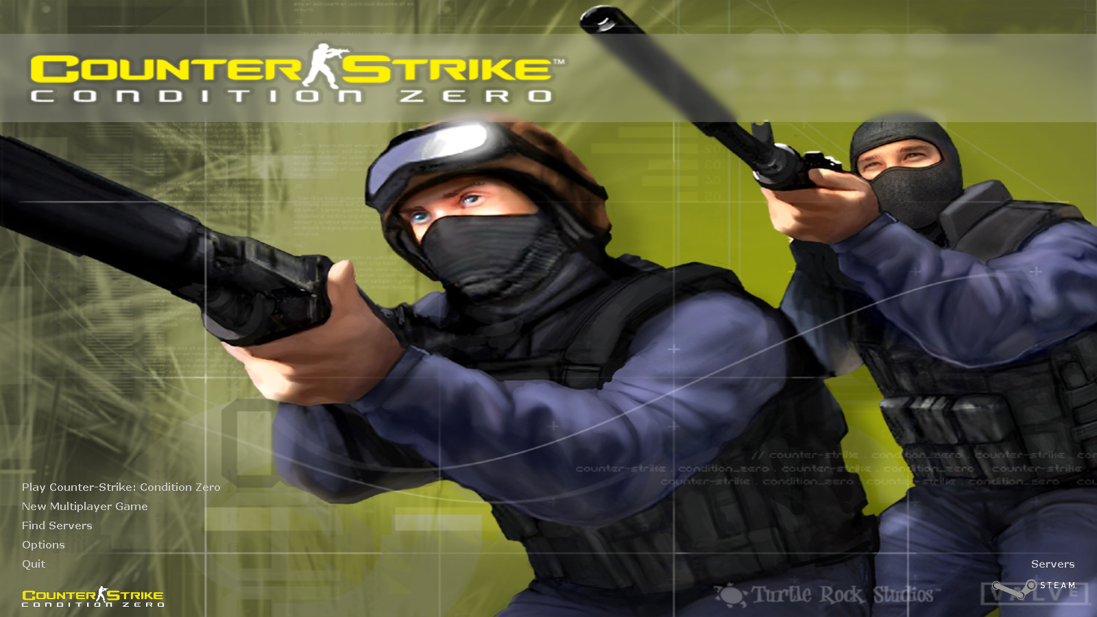 Counter-Strike: Condition Zero - PCGamingWiki PCGW - bugs ...