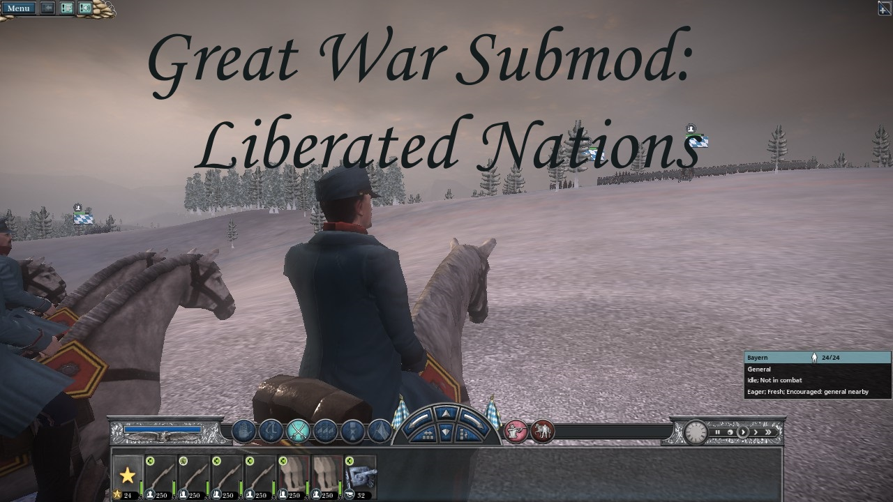 The Great War Mod For Napoleon Total War – Fondos de Pantalla