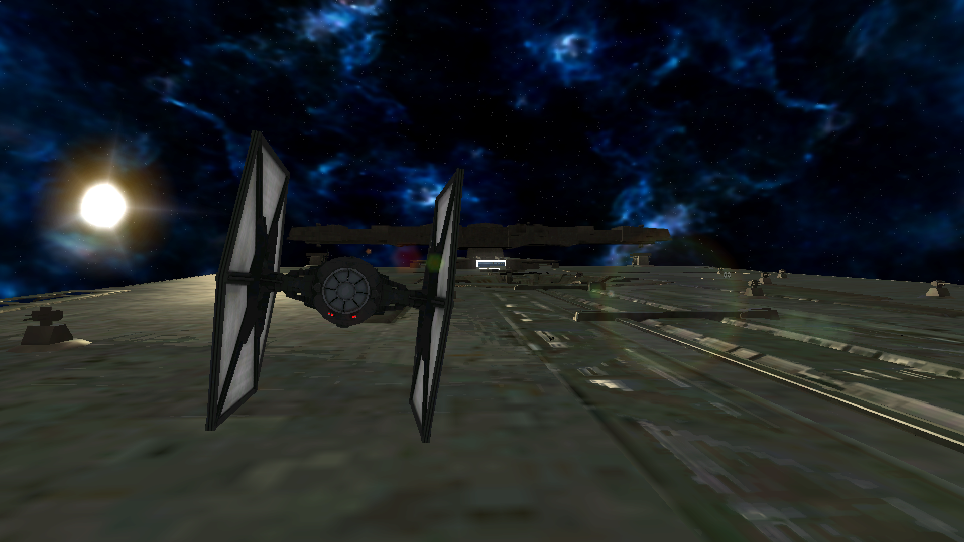 First Order Tie Fighter Image Star Wars A New Frontier Mod For Star Wars Battlefront Ii Mod Db