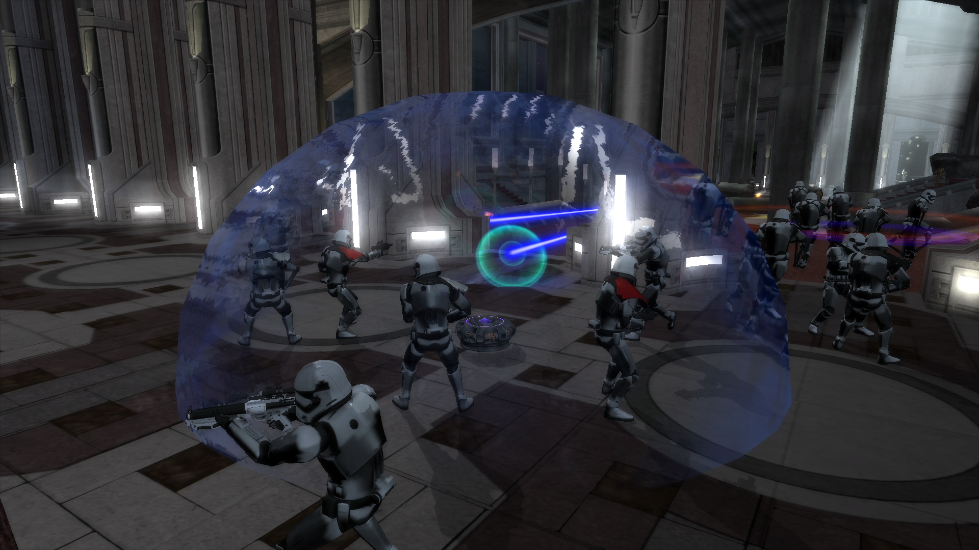 Officer S Shield Generator Image Star Wars A New Frontier Mod For Star Wars Battlefront Ii Mod Db