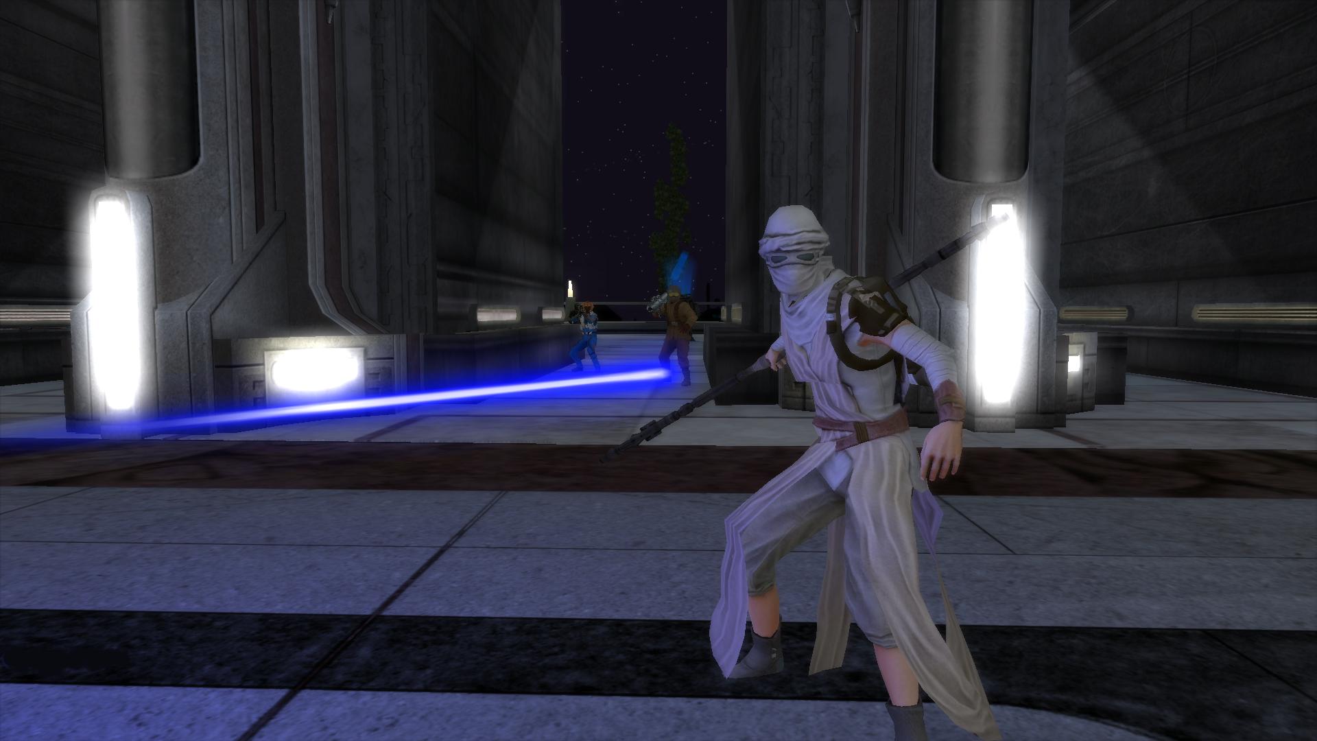 New Photos & Info On Rey In Star Wars Battlefront II