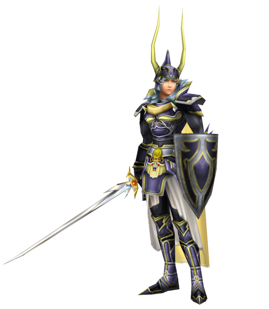dissidia 012 warrior of light image mod db