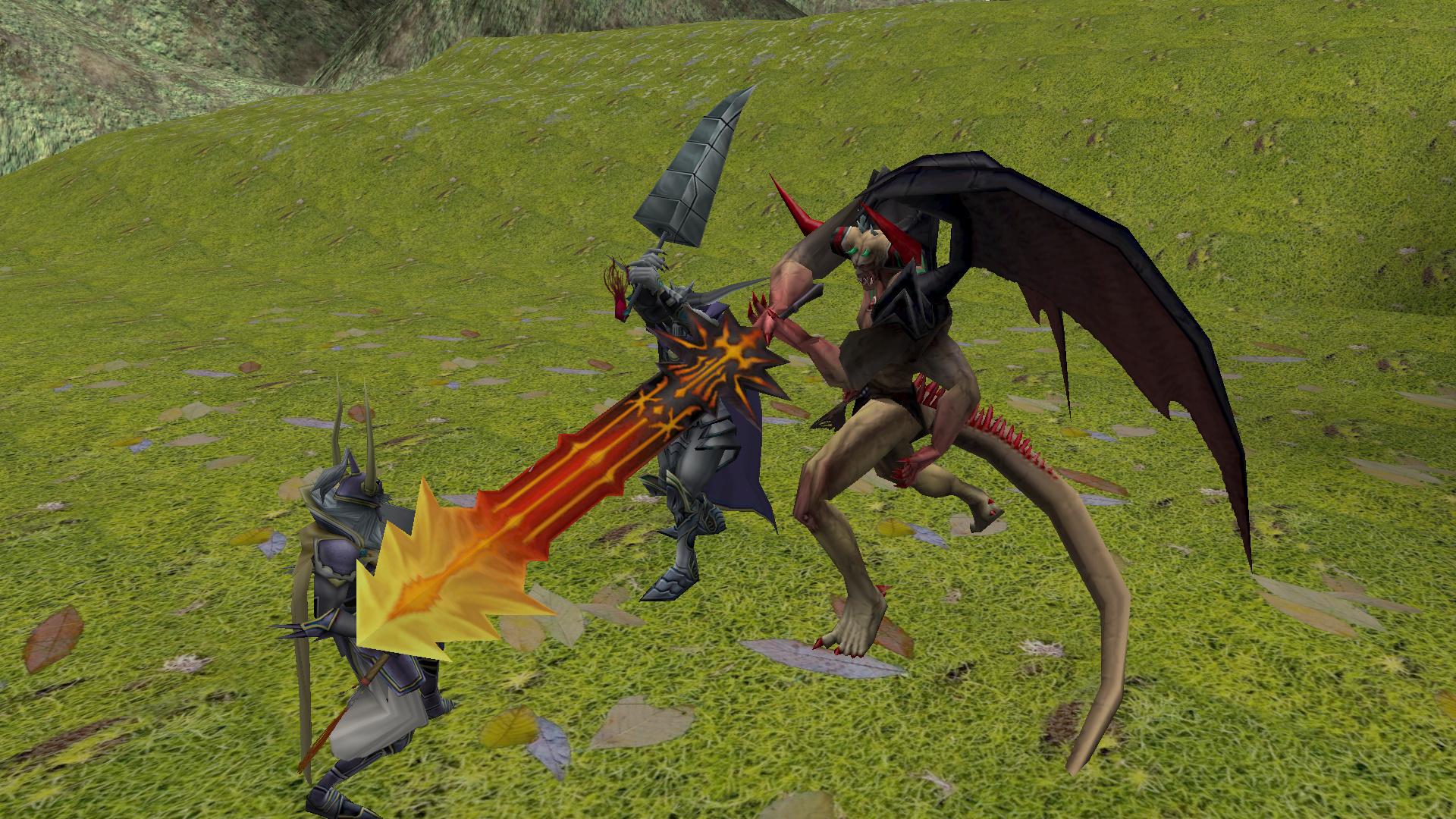 Images Ffi Compilation Final Fantasy 1 Mod For Star Wars Jedi Academy Mod Db