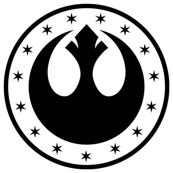 New republic logo image origins of the new order mod for star wars empire at war forces of - Republic star wars logo ...