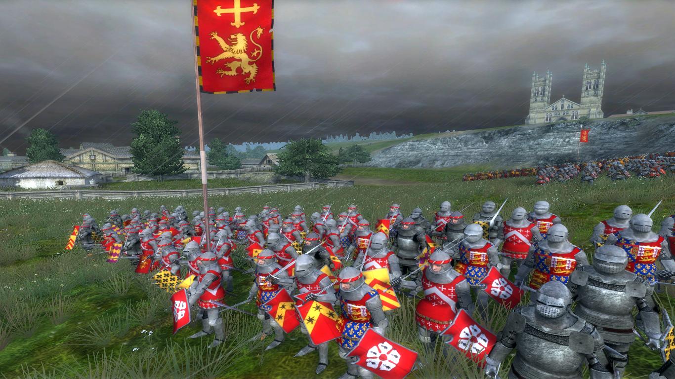 Image 4 - Bulat Steel Total War mod for Medieval II: Total