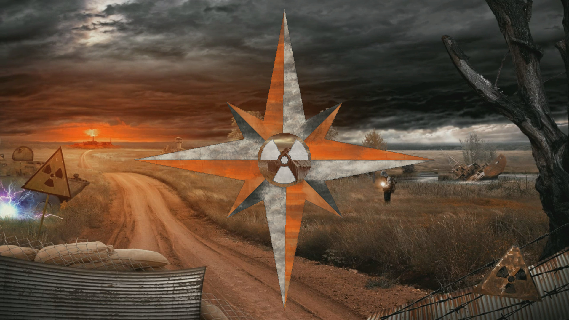 ZoneExpanded - Road To The North mod for S T A L K E R