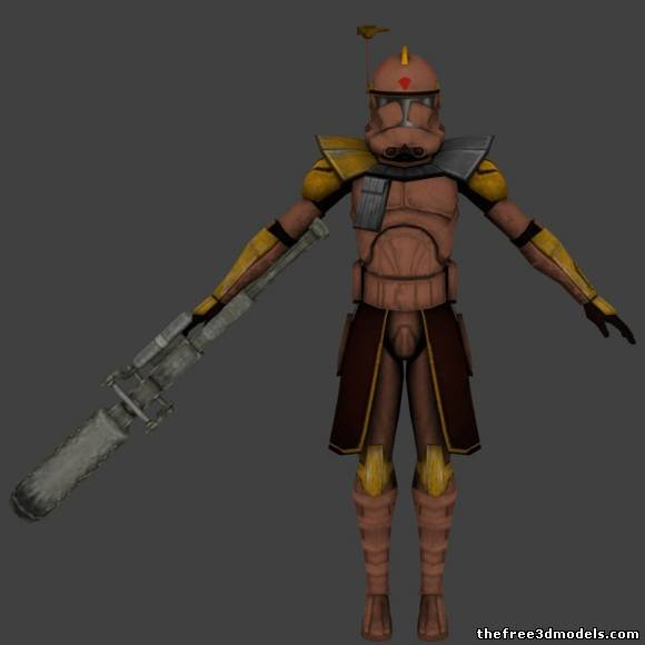 Add Media Report RSS Geonosis Arc Trooper (view Original)