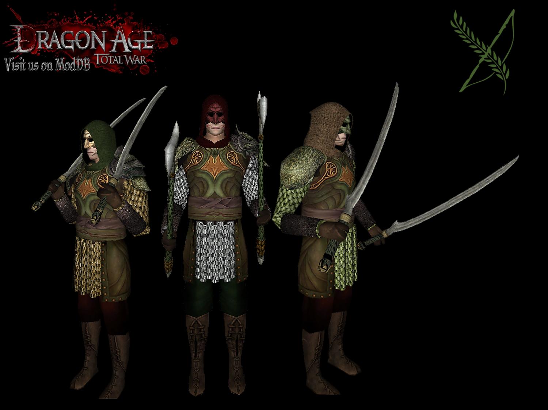 Warriors of Elgar'Nan (Dalish Elves tier 2) image - Dragon Age