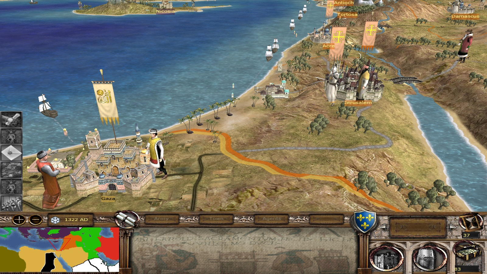 medieval 2 total war stainless steel mod 6.4