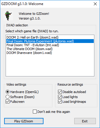 OPEN 4 image - Midi/MP3 Music Mix mod for Doom II - Mod DB