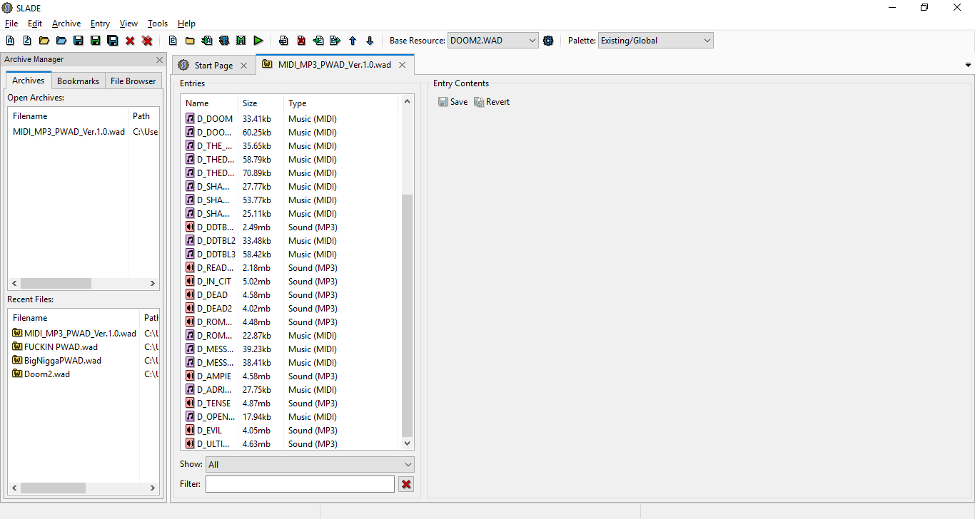 Image 5 - Midi/MP3 Music Mix mod for Doom II - Mod DB