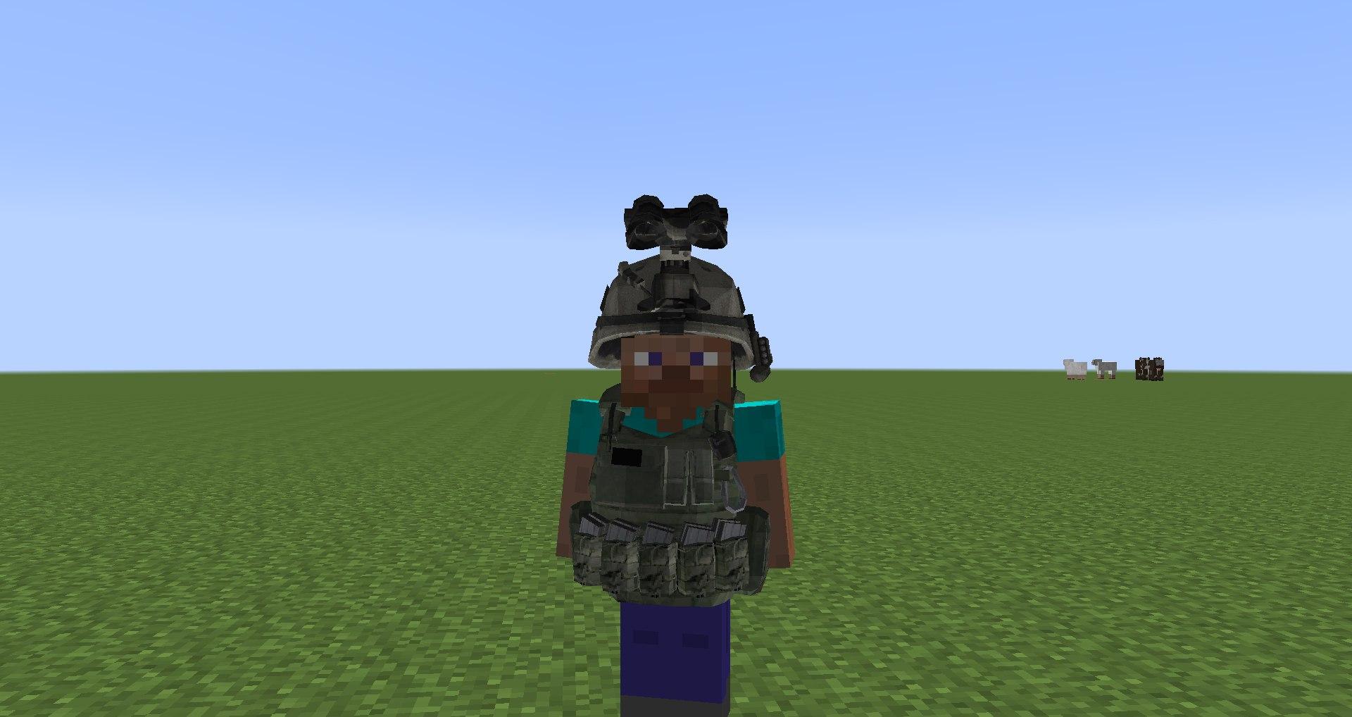Spirit of War mod for Minecraft - Mod DB