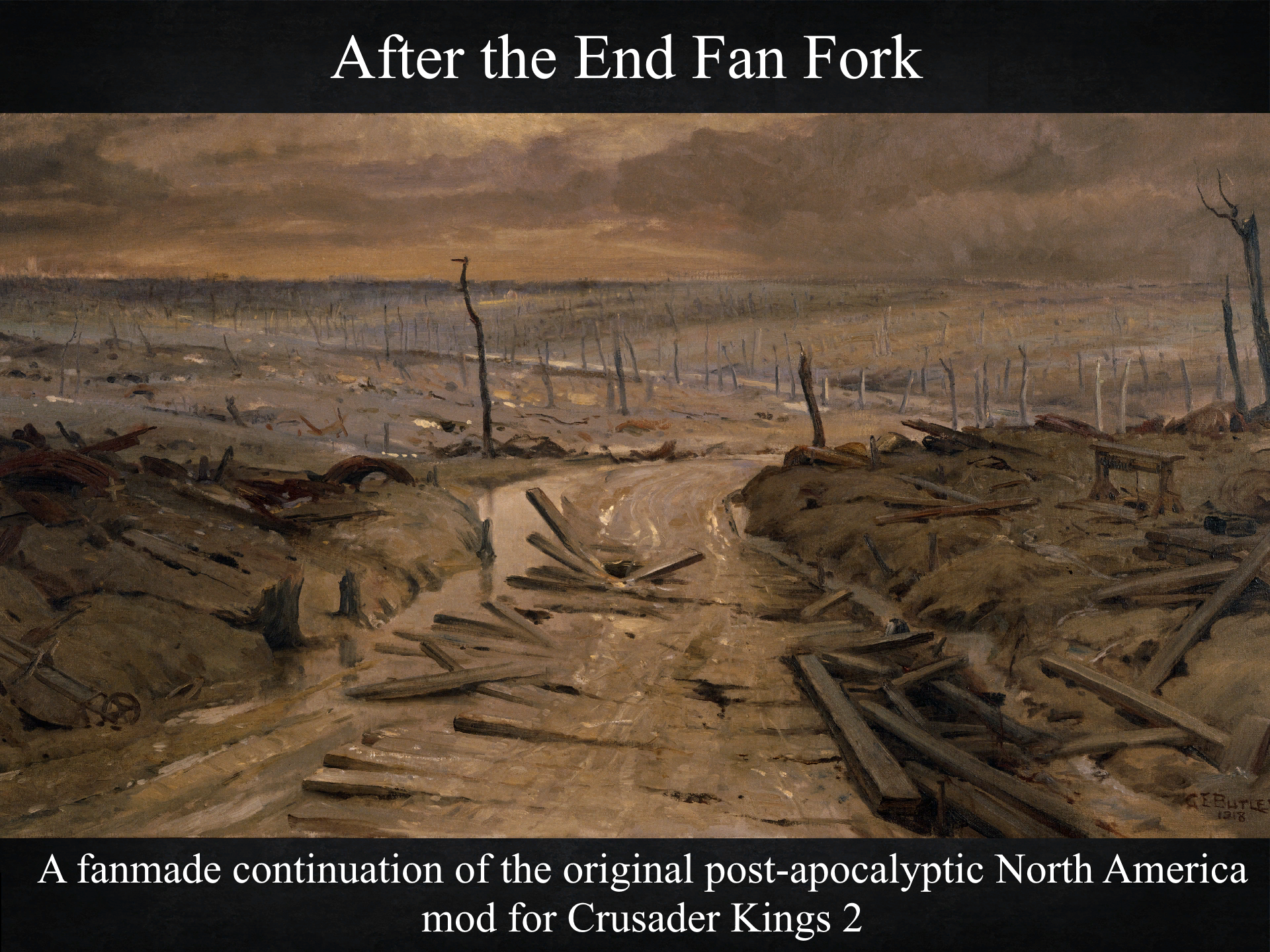 After The End Fan Fork mod for Crusader Kings II - Mod DB