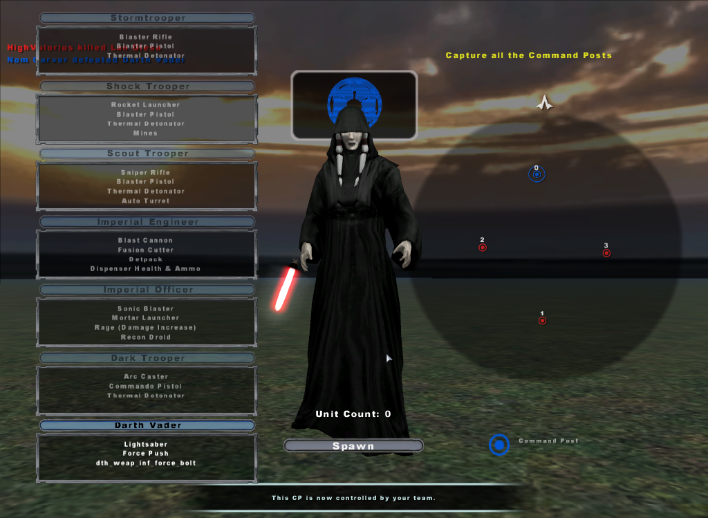 Darth Traya - COMPLETE - image - Star Wars Battlefront II : KOTOR