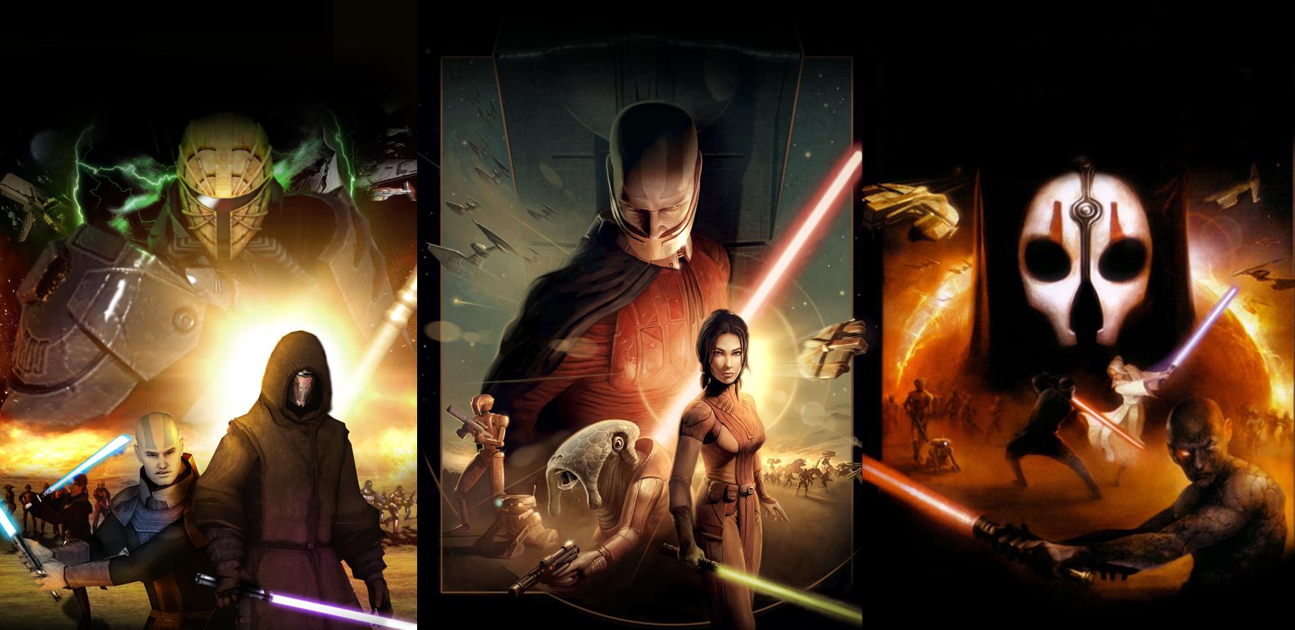 Star Wars Battlefront Ii Kotor Mod Mod Db