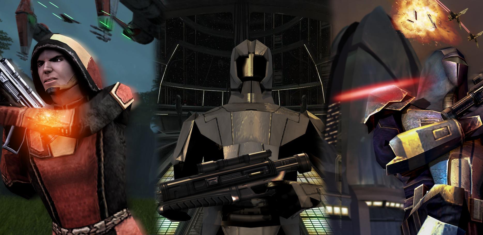 Star Wars Battlefront II : KOTOR mod - Mod DB