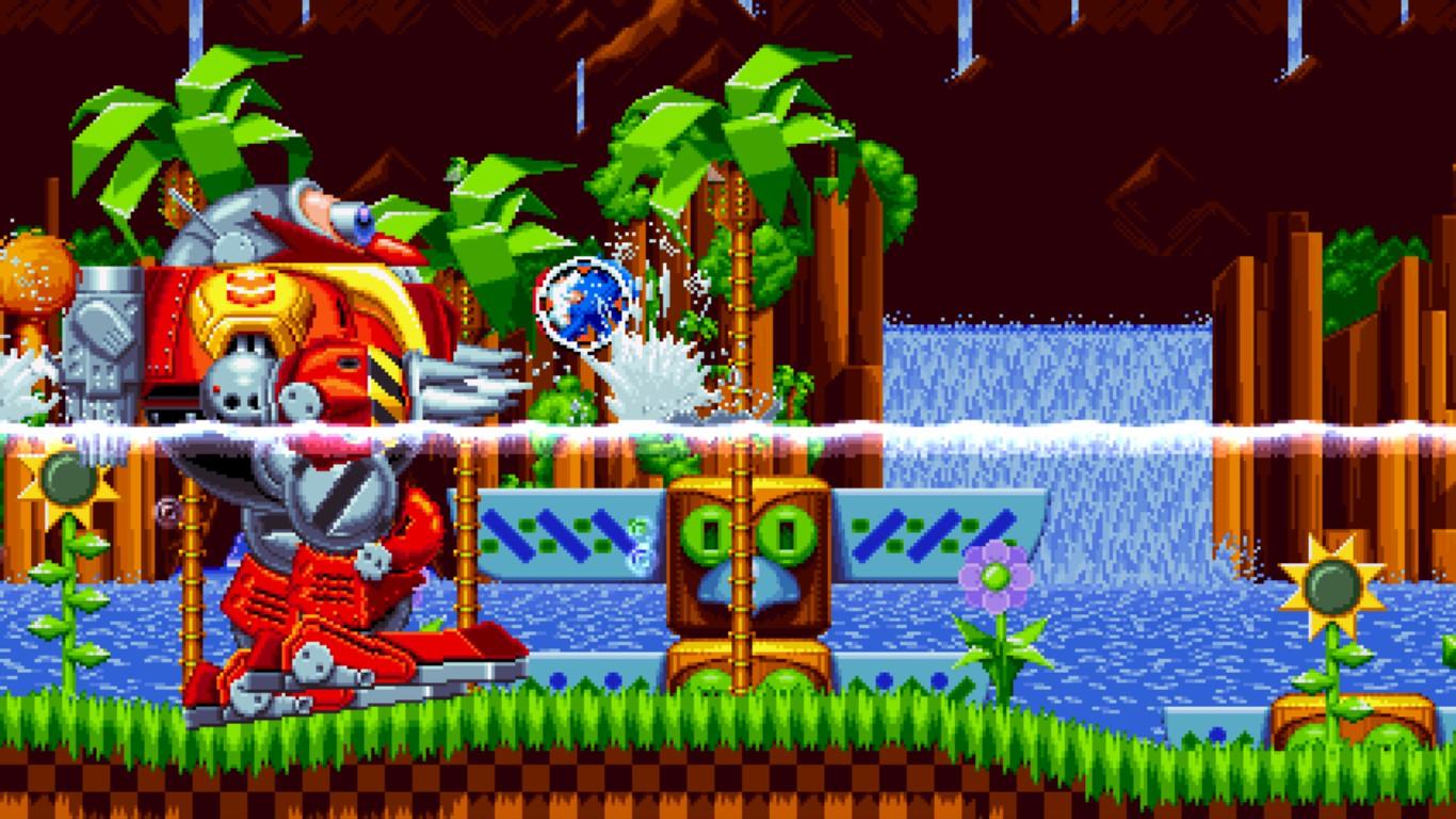 Sonic Mania reimagined mod - Mod DB