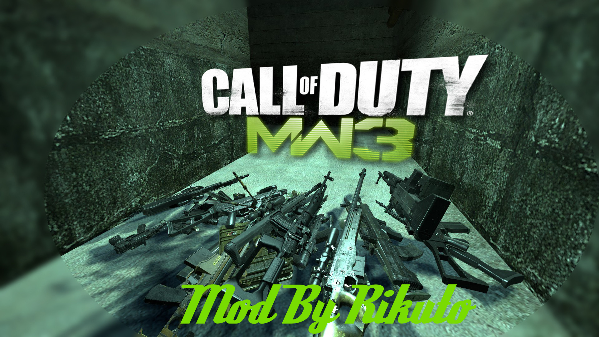 Call Of Duty Modern Warfare 3 Total Modification for Counter-Strike