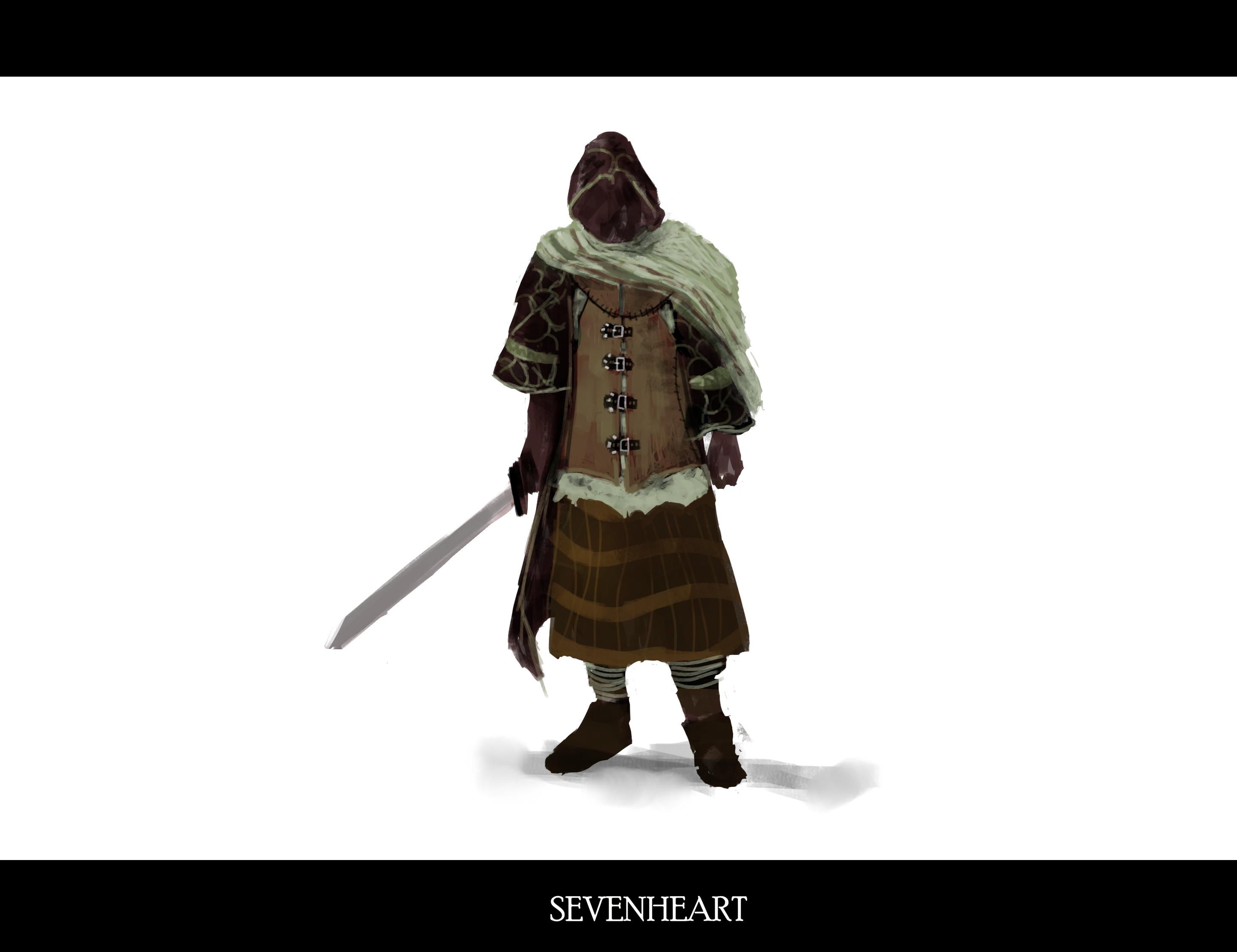 [SP][EN] Sevenheart Outfitsgc