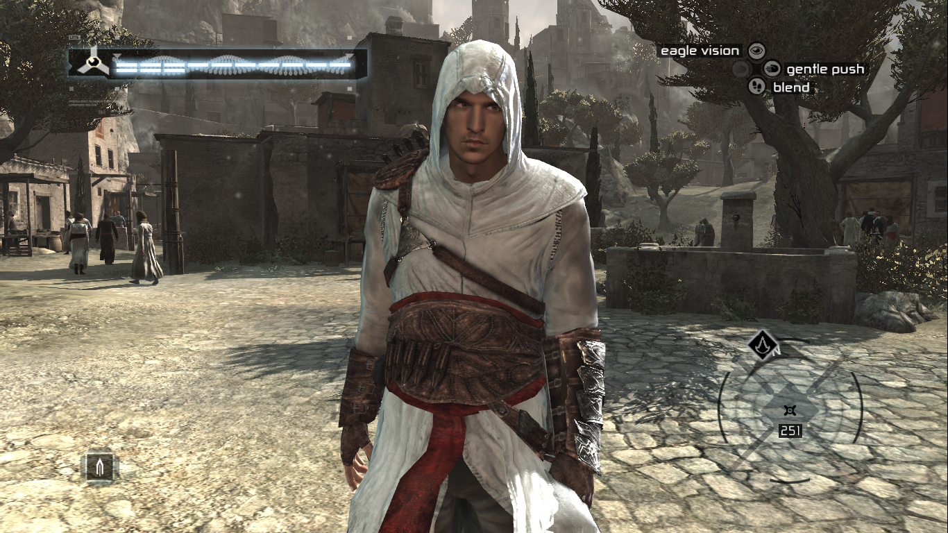 Image 3 Altair S Face From Revelations Mod For Assassin S Creed Mod Db