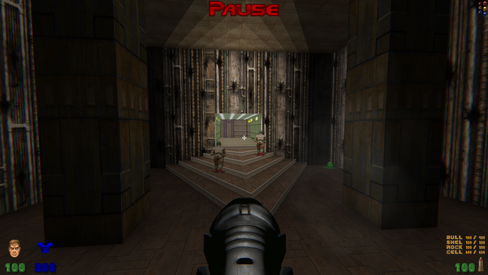 ZDoom • View topic - [Release] DOOM HD weapons and objects