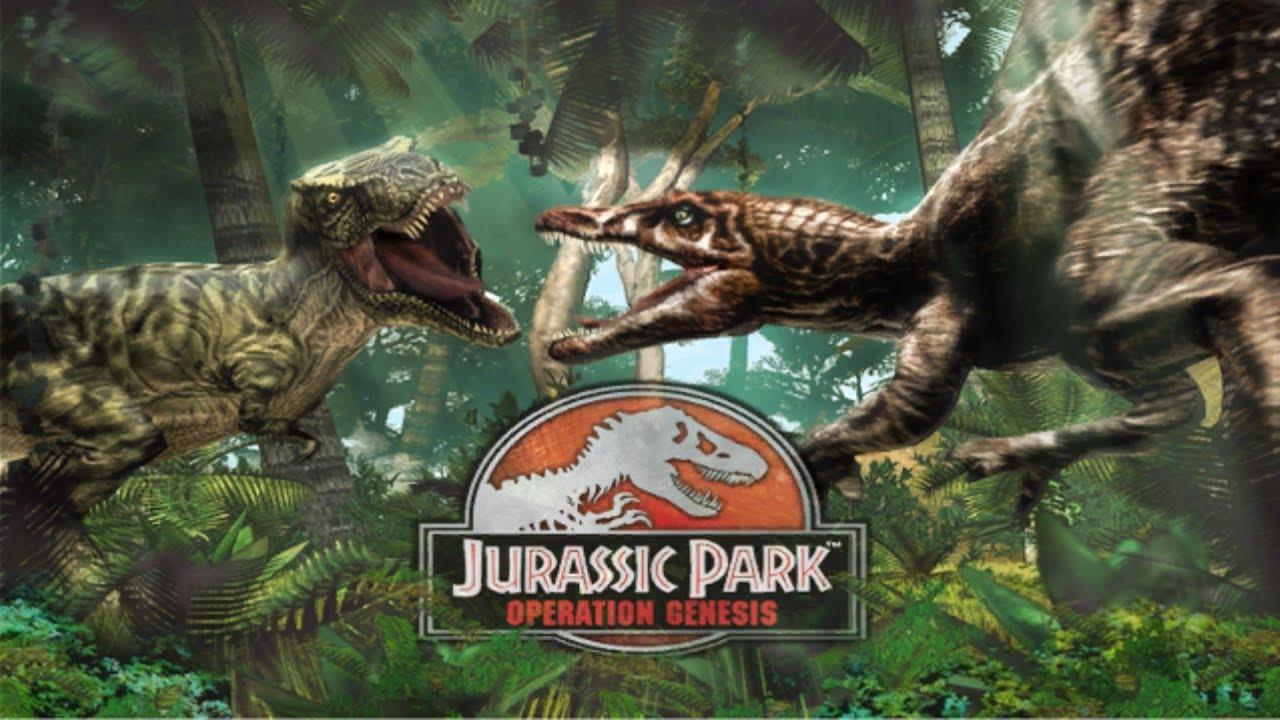 jurassic park operation genesis pc digital download