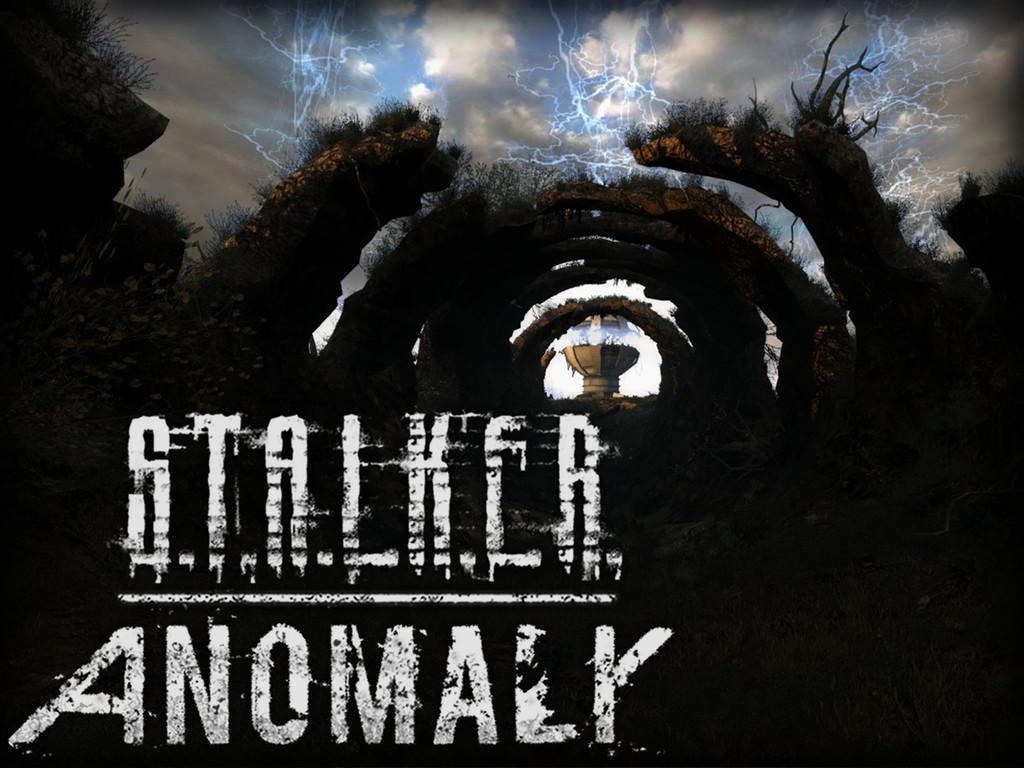S T A L K E R  Anomaly mod for S T A L K E R : Call of