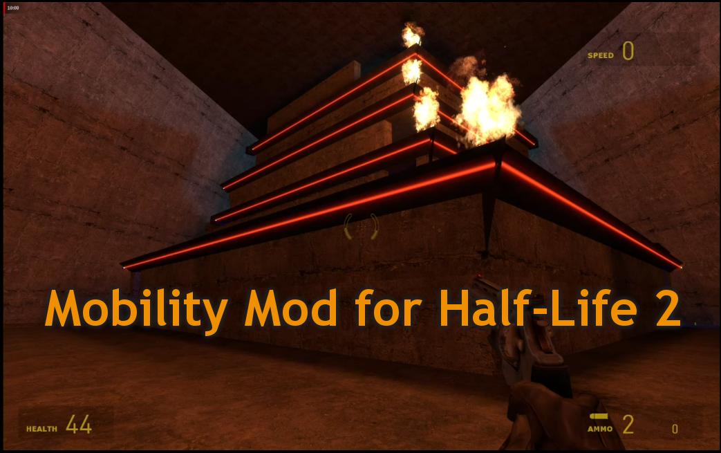 Mobility Mod for Half-Life 2 - Mod DB
