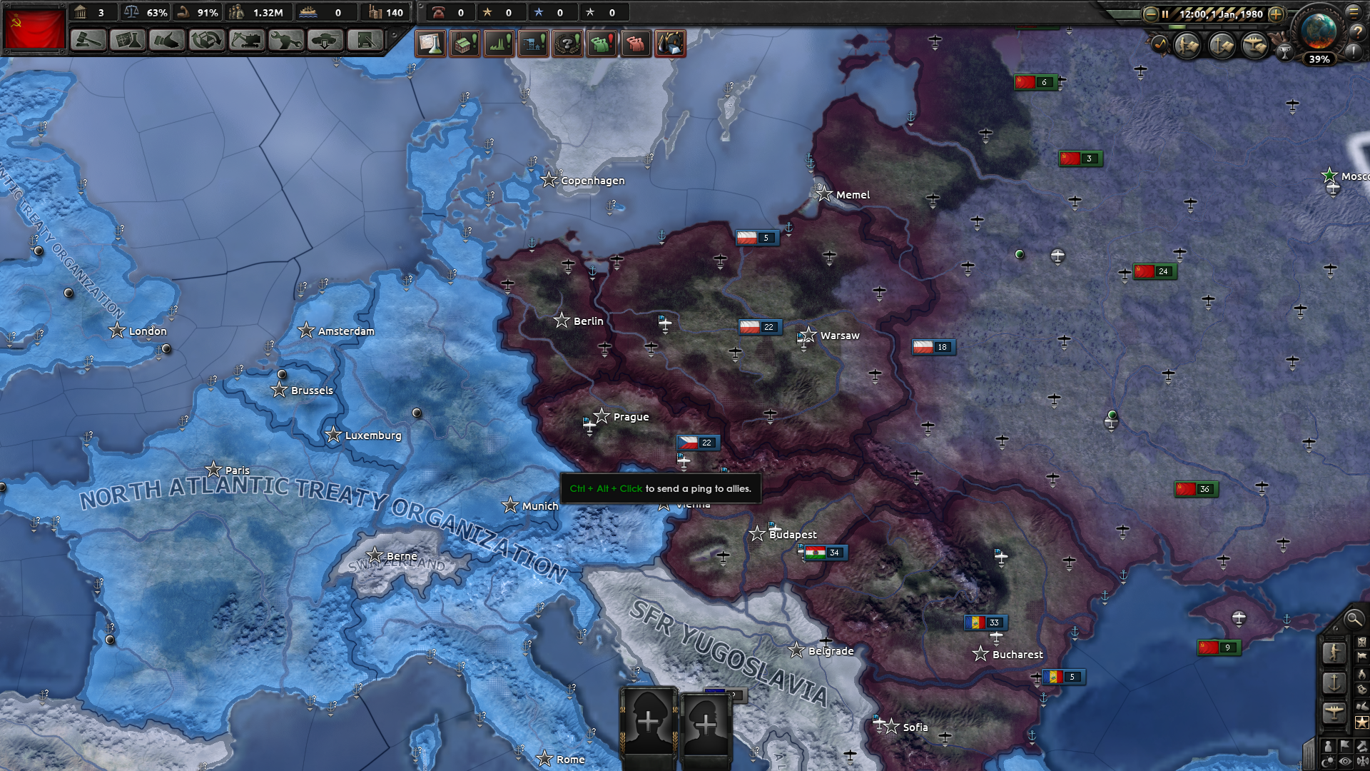 hoi4 2 image - Red Dawn Modification for Hearts of Iron IV - Mod DB