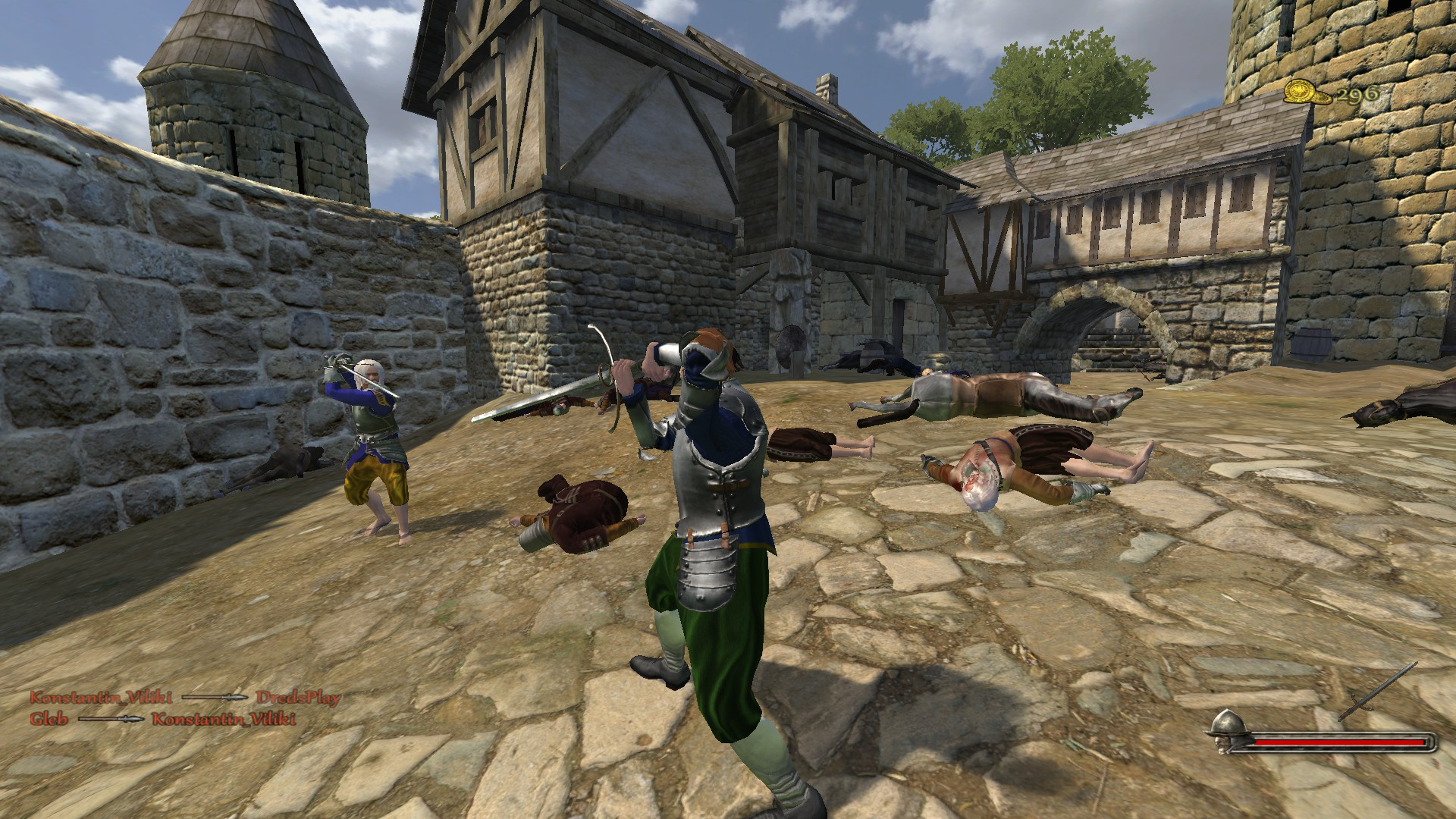 wfas animations mod for Mount & Blade: Warband