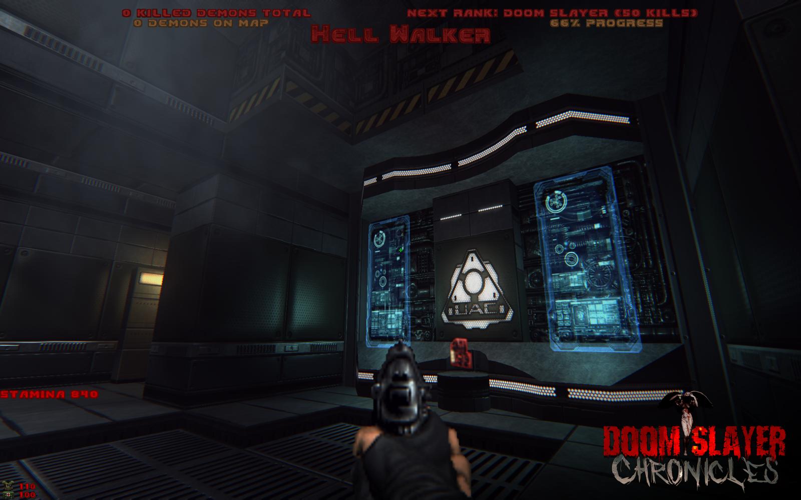 Image 2 - Beautiful Doom 6.x (GZDoom) mod for Doom - Mod DB