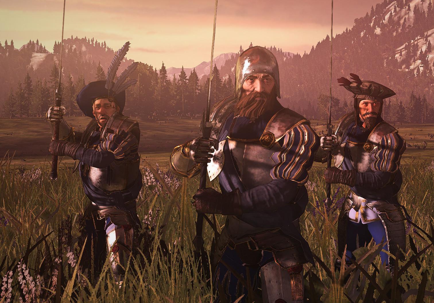 Dryrain's Reskin Overhaul mod for Total War: Warhammer II - Mod DB