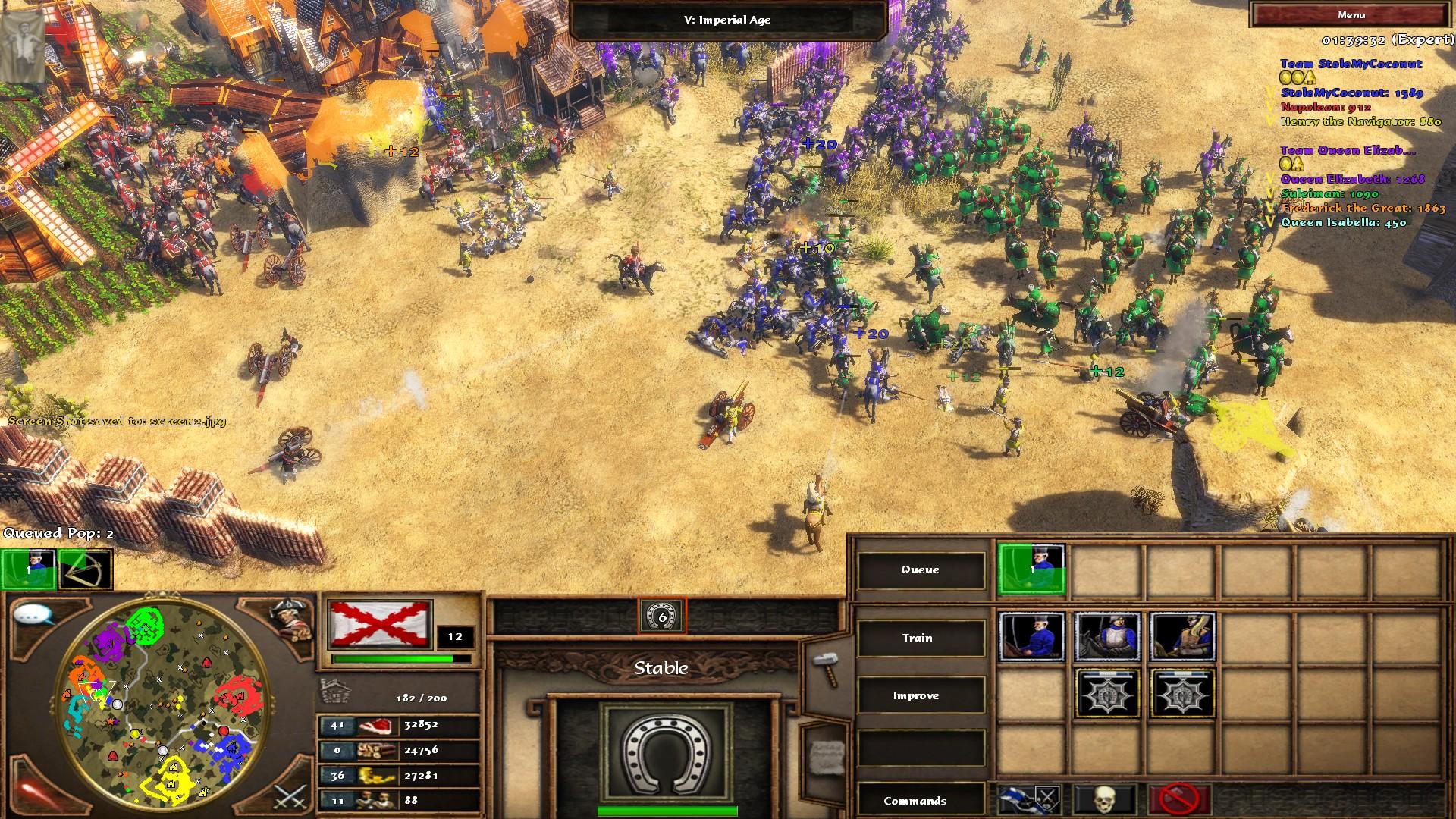 Aoe 3 multiplayer hack
