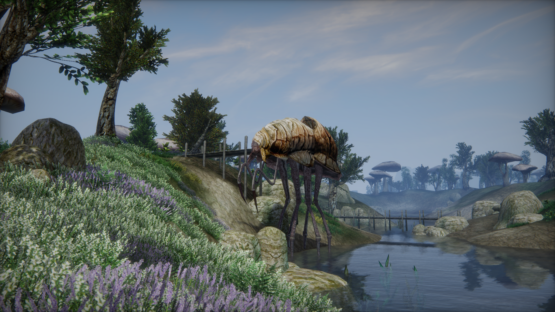 Ozzy's Grass Merged (OpenMW compatible) mod for Elder