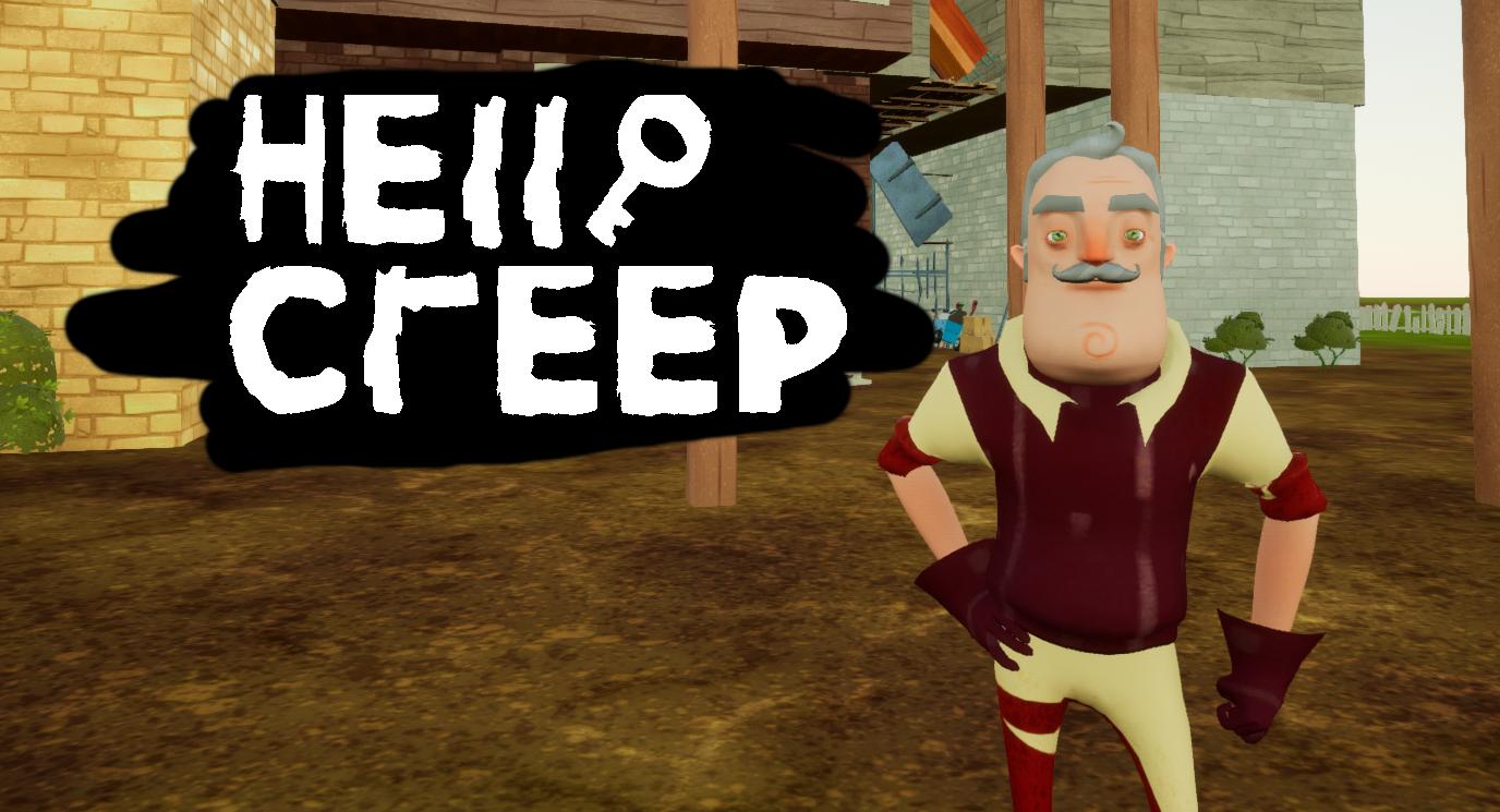 Hello Creep mod - Mod DB