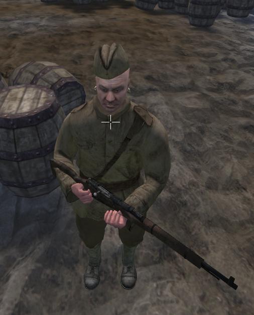 [MP][NW] Napoleonic Zombies Screenshot_11